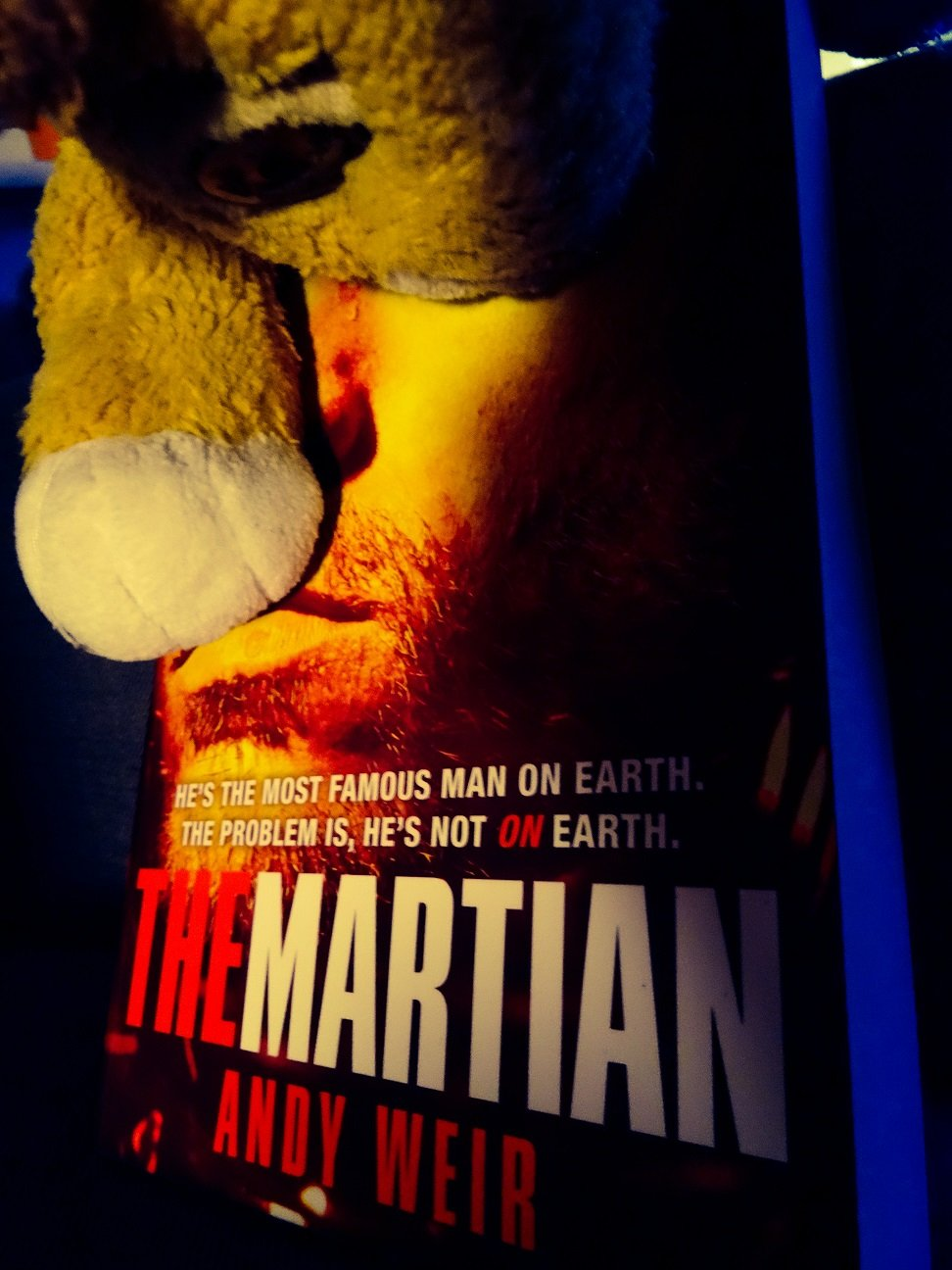 """The Martian"" by Andy Weir"