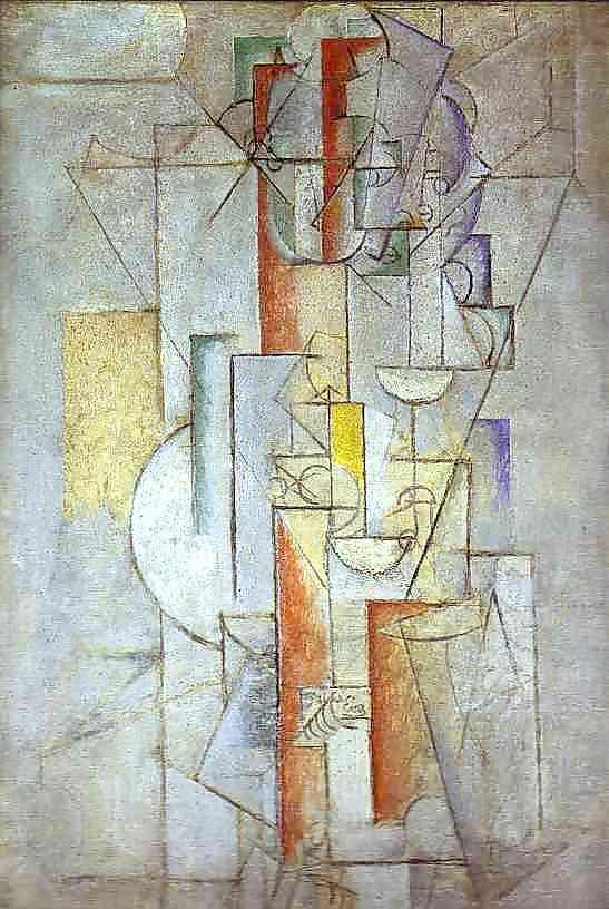 """Picassos Gemälde """"J'aime Eva"""""""