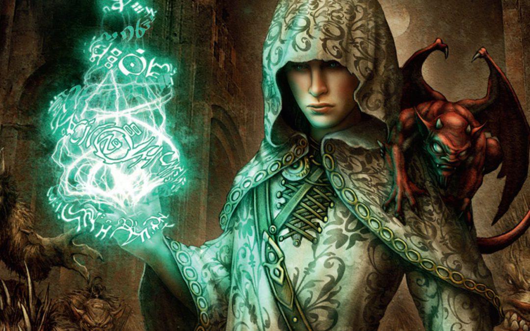 """[TBTB] """"Nicodemus – der Zauberverschreiber"""" von Blake Charlton"""