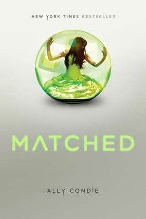 "[TBTB] ""Matched"" by Ally Condie"