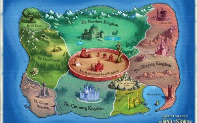 """[TBTB] """"The Land of Stories: The Wishing Spell"""" by Chris Colfer"""