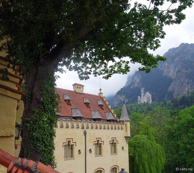 von Schloss zu Schloss