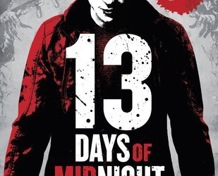 """13 Days of Midnight"" by Leo Hunt"