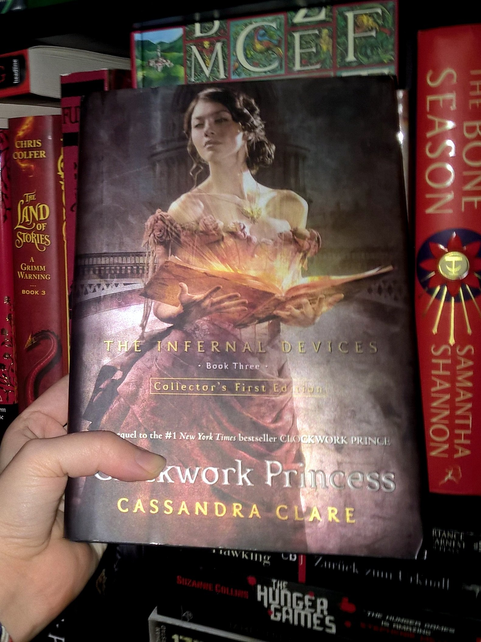 Clockwork Princes by Cassandra Clare