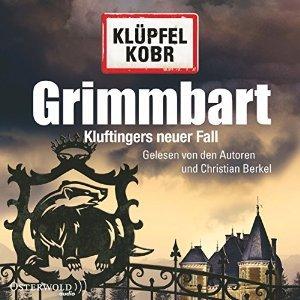 Grimmbart - Hörbuch - Kluftinger - Klüpfel Kobr