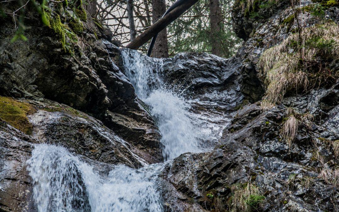 Ein geheimer Wasserfall in Bürserberg (Österreich 2017) | Photo Diary