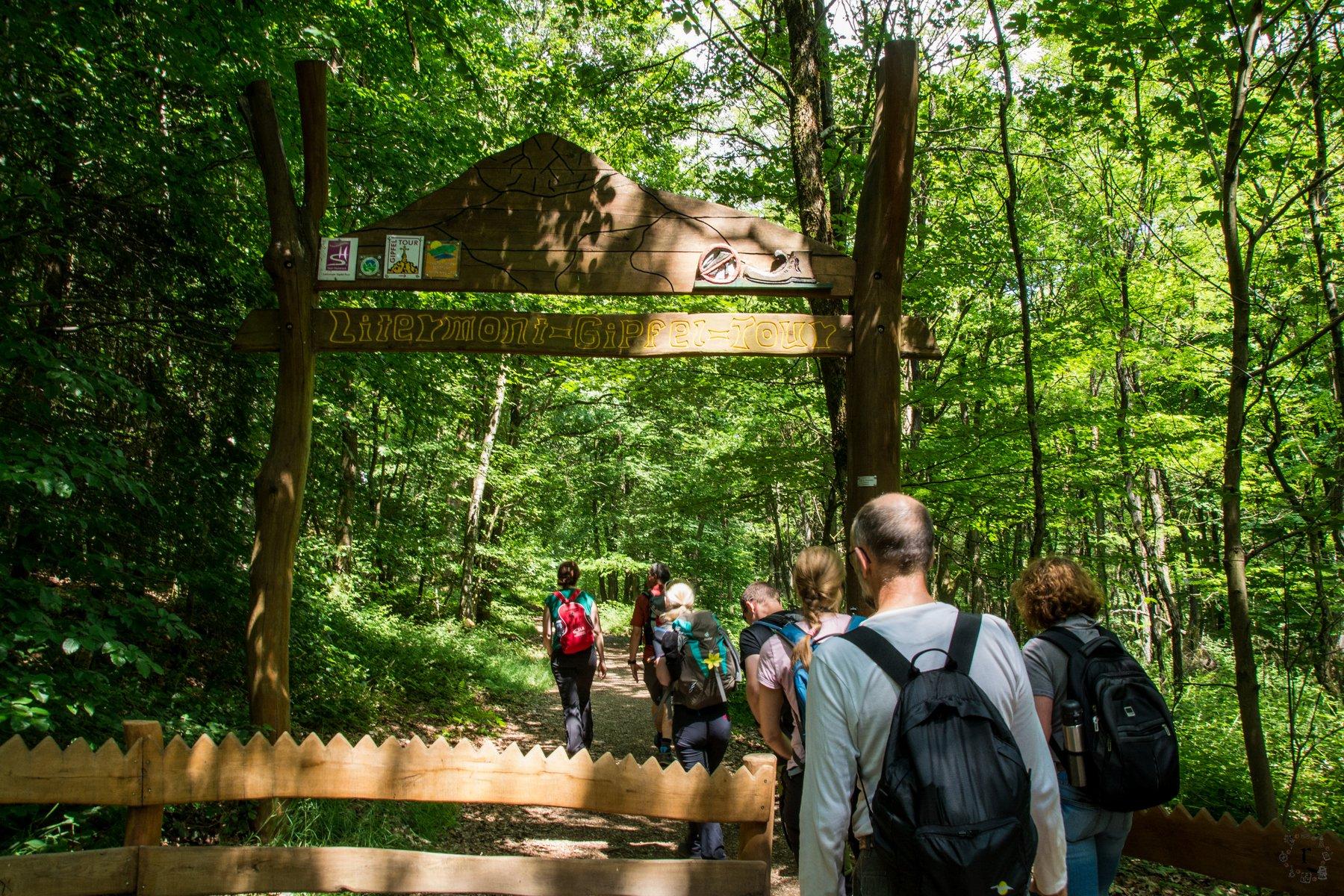 Wander- und Erlebnistag am Litermont - Traumschleife Litermont Gipfeltour