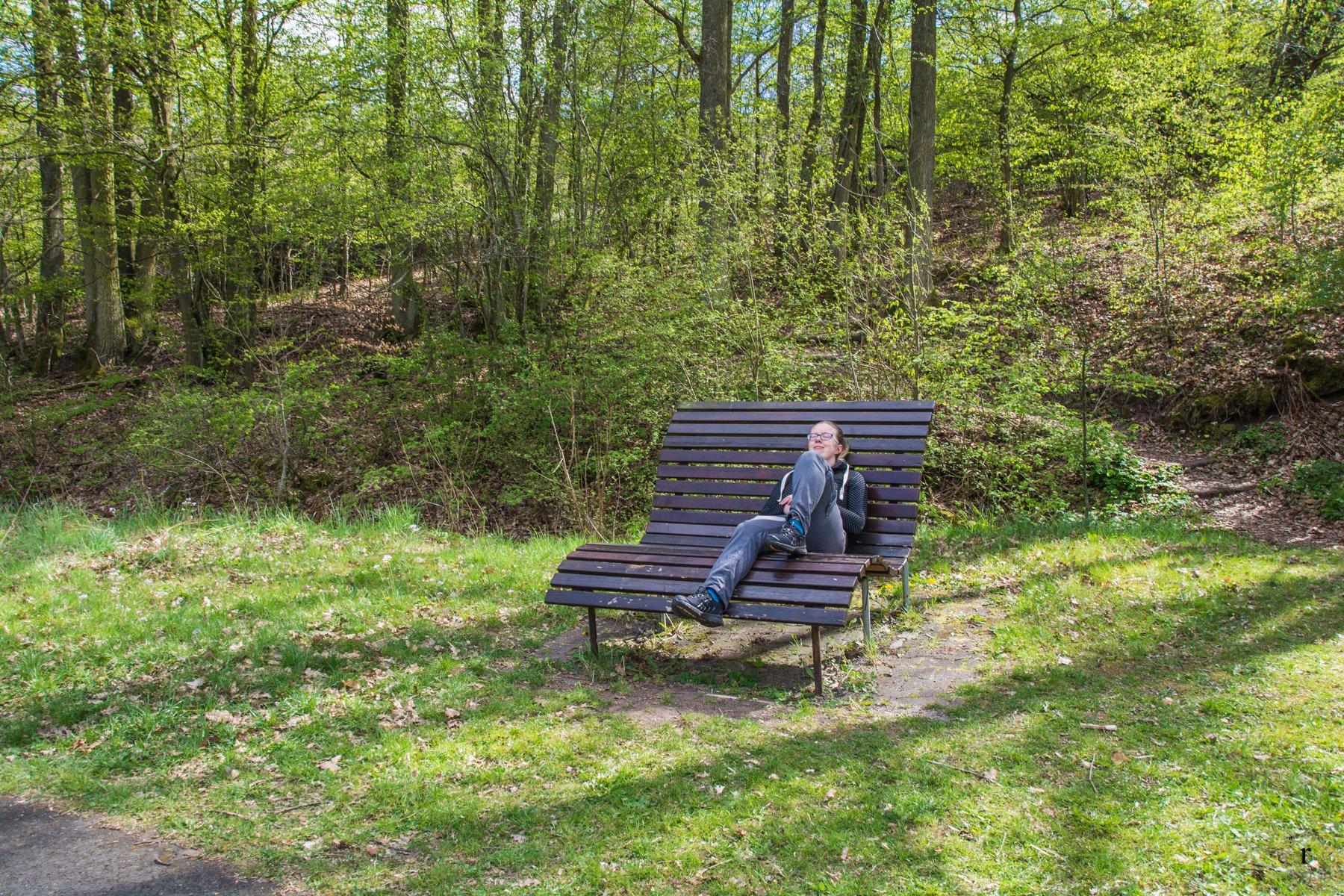 Saar Hunsrück Traumschleife - Rund um die Kama